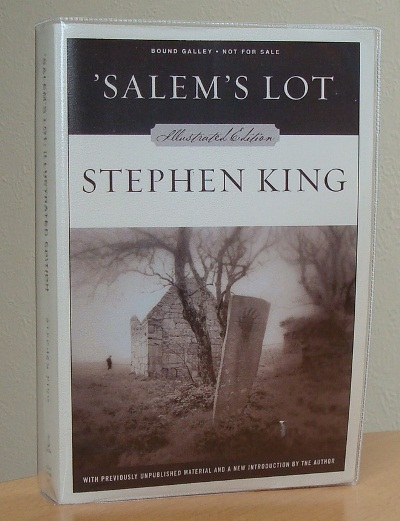 salems lot essay The free literature research paper (salem's lot essay) presented on this page should not be viewed as a sample of our on-line writing service if you need fresh and competent research / writing on literature, use the professional writing service offered by our company.