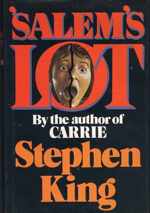 Image result for salem's lot book