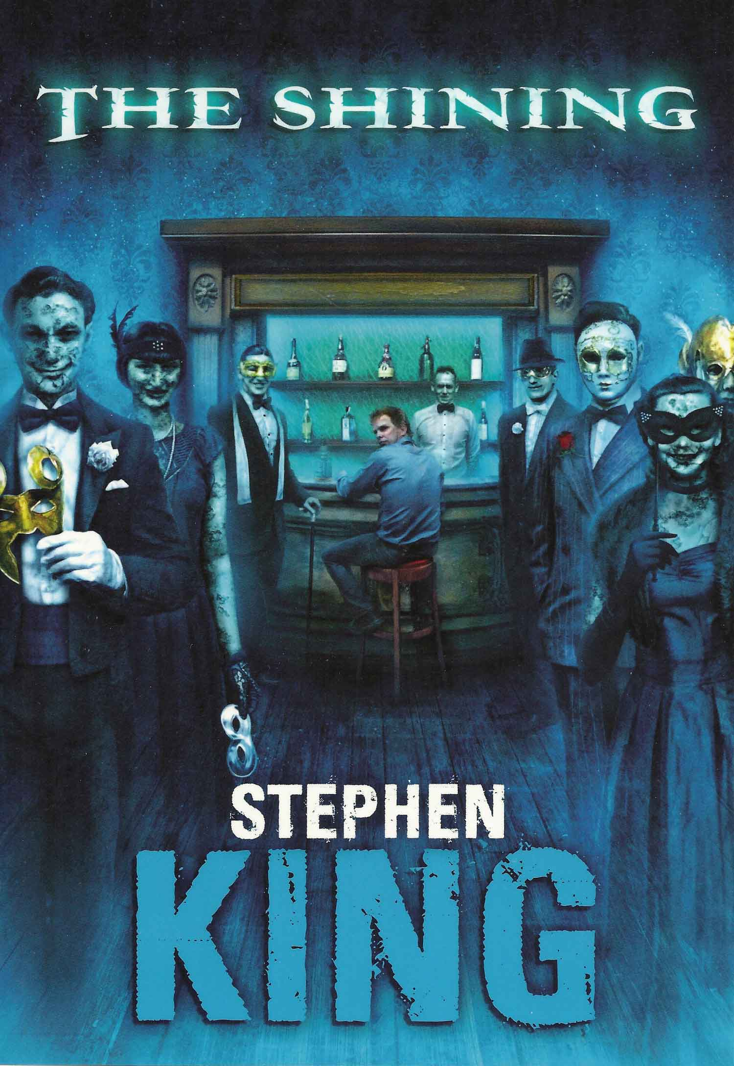 the shining by stephen king Stanley kubrick's the shining may stray away from the stephen king novel, but the film's disturbing tone and psychological barrage is memorable and, to this day, is held up as one of the most.