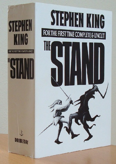 a review of stephen kings novel the stand An interview with stephen king about his netflix movies gerald's game  with  his son owen — king has two other new, well-reviewed movie.