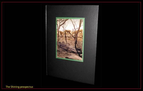 SHINING King prospectus par Centipede Press (edition limitée)