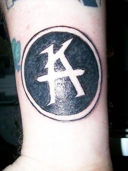 My KA Tattoo