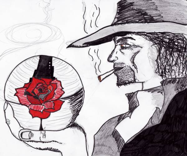 The Rose and Him
