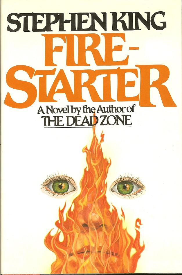 an analysis of the firestarter novel by stephen king Firestarter seems to be an under appreciated tale, if such a thing were ever possible, from stephen king it never seems to be on any list touting his greatest works it is, however, a very worthy story with strong characters mixed with a story that feels like it's smack dab out of the late 1970's tv show, in search of.