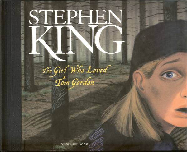 girl who loved tom gordon popup stephen king