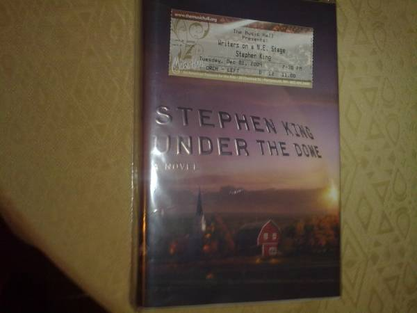 Signed 1st - Under The Dome